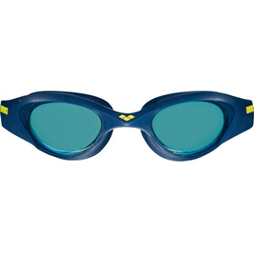 arena The One Goggles Juniors light blue-blue-light blue